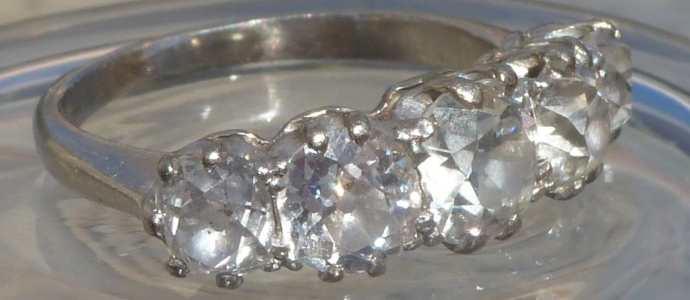 Antique Jewellery Antique Diamond Rings Georgian Edwardian Art
